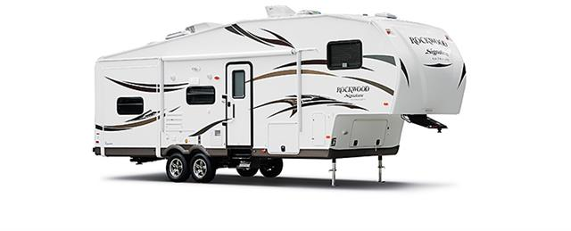 2015 Forest River Rockwood Signature